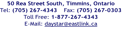50 Rea Street South, Timmins, Ontario